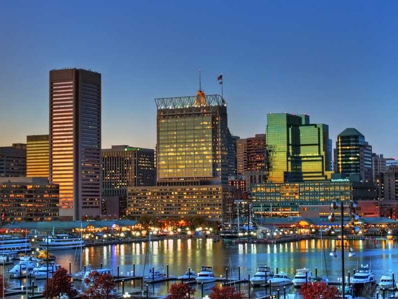 Baltimore metro area Top Workplaces